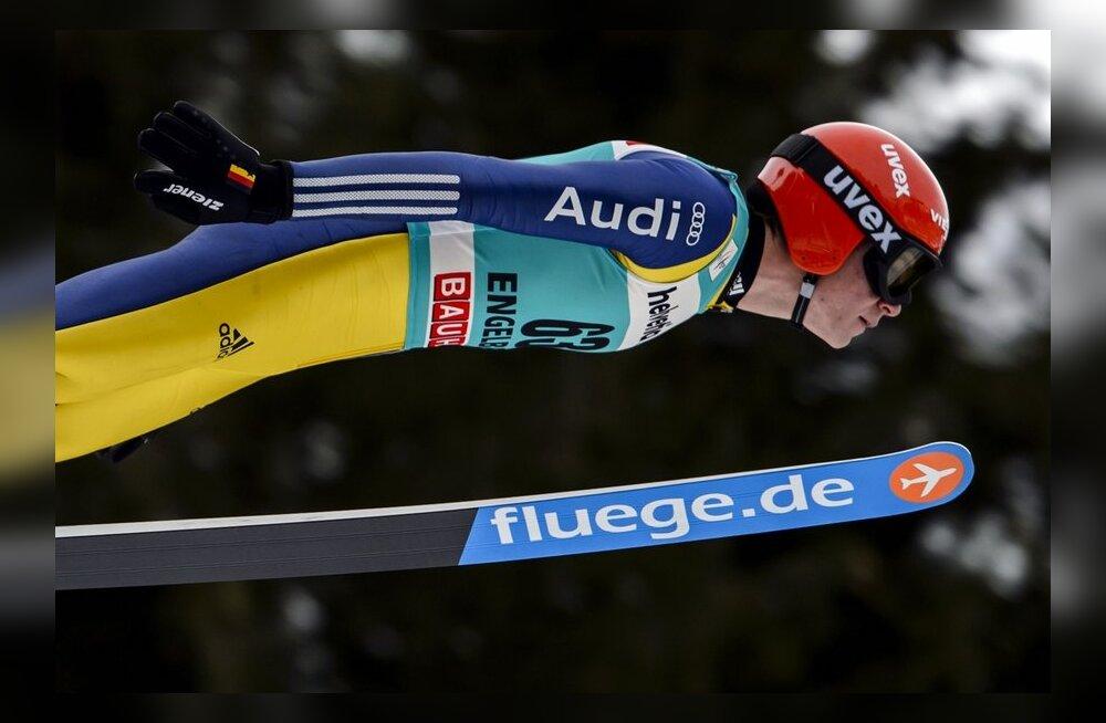 Andreas Wellinger, suusahüpped