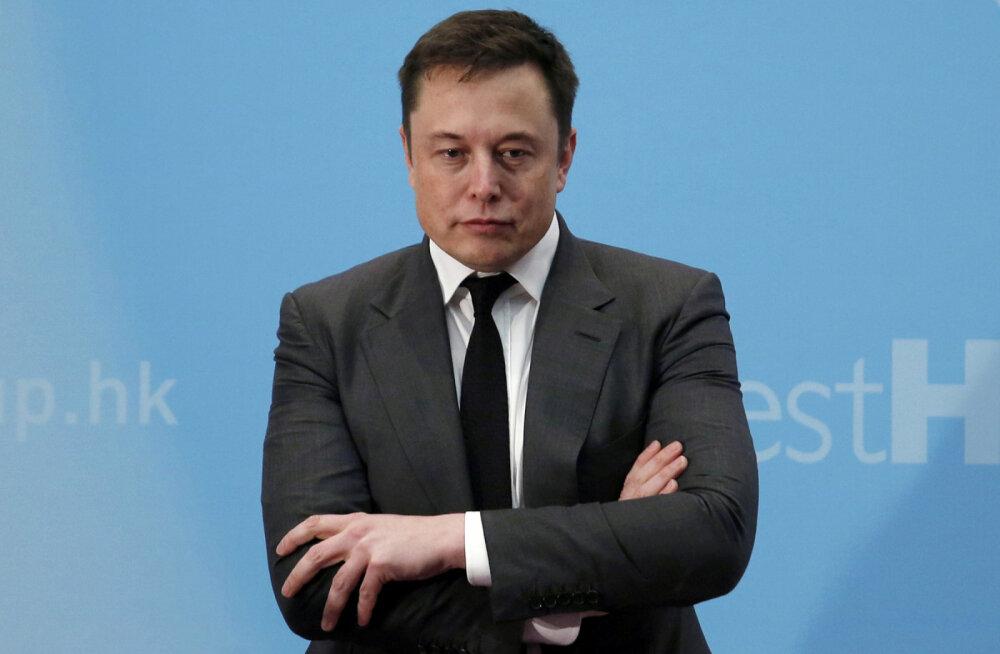 """Elon Musk leiab, et suure trahvi ja jama toonud Twitteri säuts oli """"seda väärt"""""""