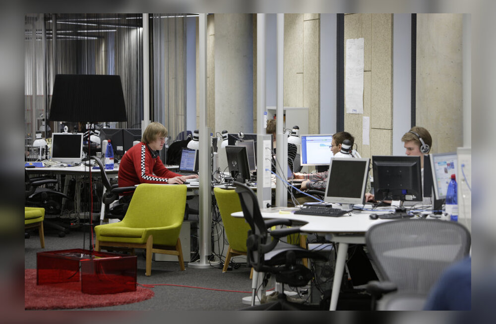 Millises Eesti firmas tahaksid tudengid töötada?