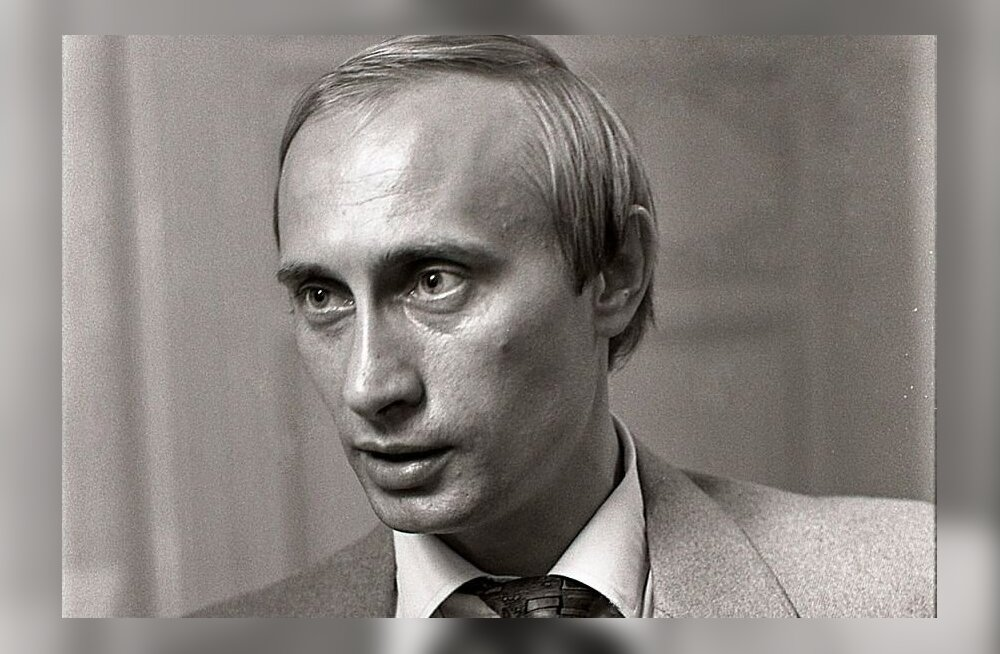 Как Путин в Эстонию приезжал