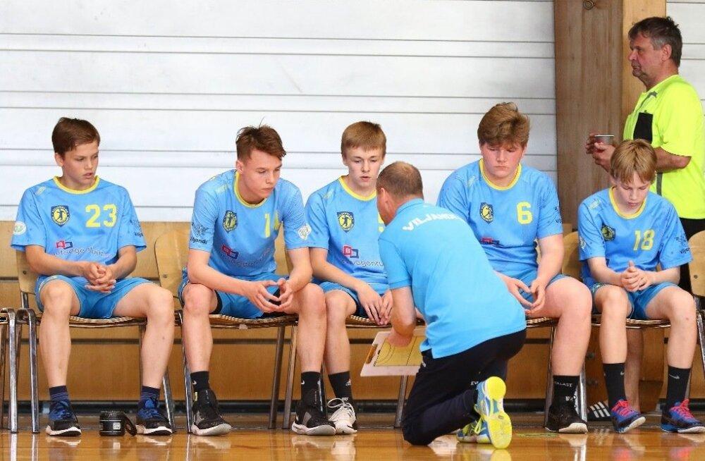Järgmisel nädalal toimub tipptasemel käsipallitreenerite koolitus