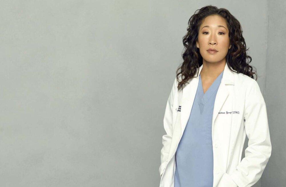 """Sandra Oh avaldab, miks ta kindlasti kasvõi korraks """"Grey anatoomiasse"""" ei naase"""
