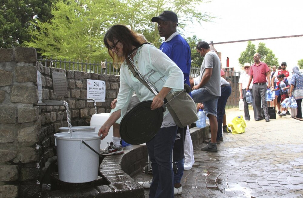 TTÜ teadlane pakub välja lahenduse Kaplinna veekriisile