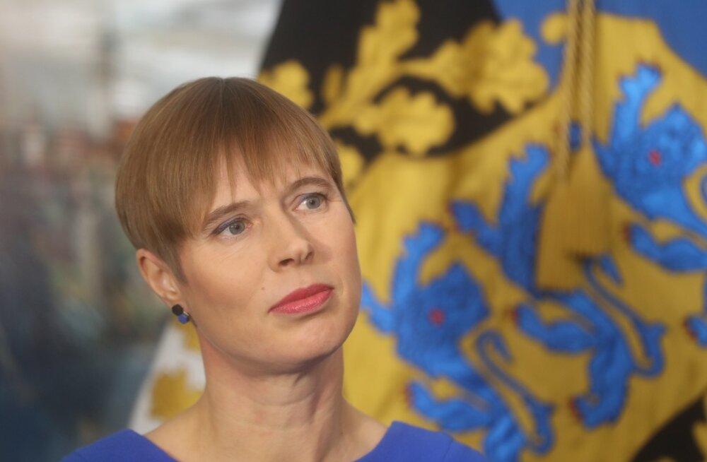 """Кальюлайд вызвала правительство на ковер. """"Эстония не испытывает кризиса, но кризис испытывает политика"""""""
