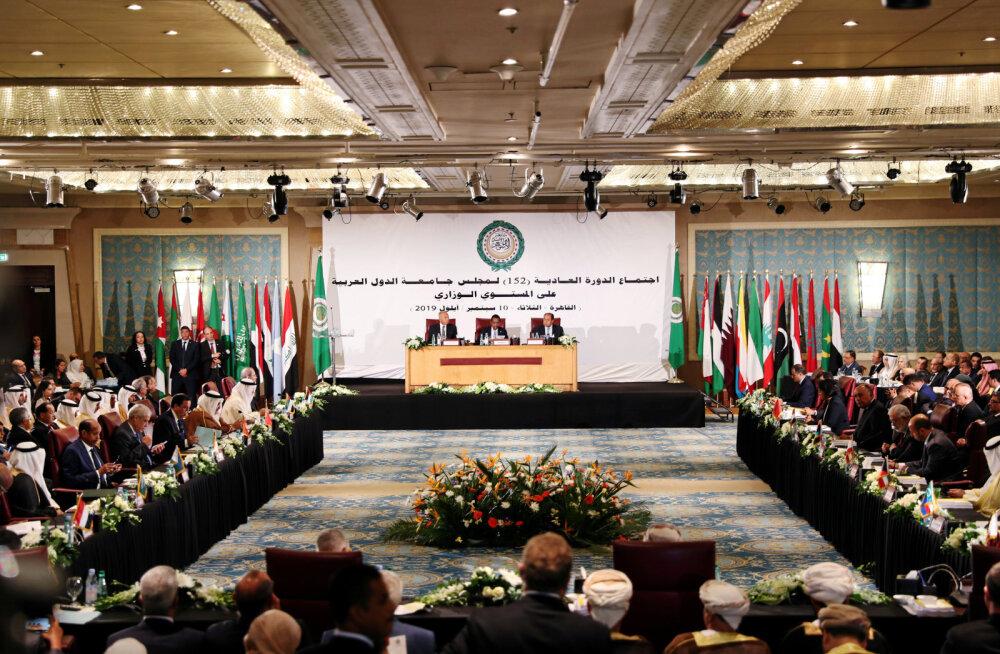 Araabia Liiga nimetas Netanyahu Jordani oru annekteerimise plaani agressiooniks