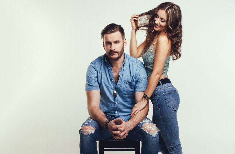 Triin Niitoja ja Jaanus Saago