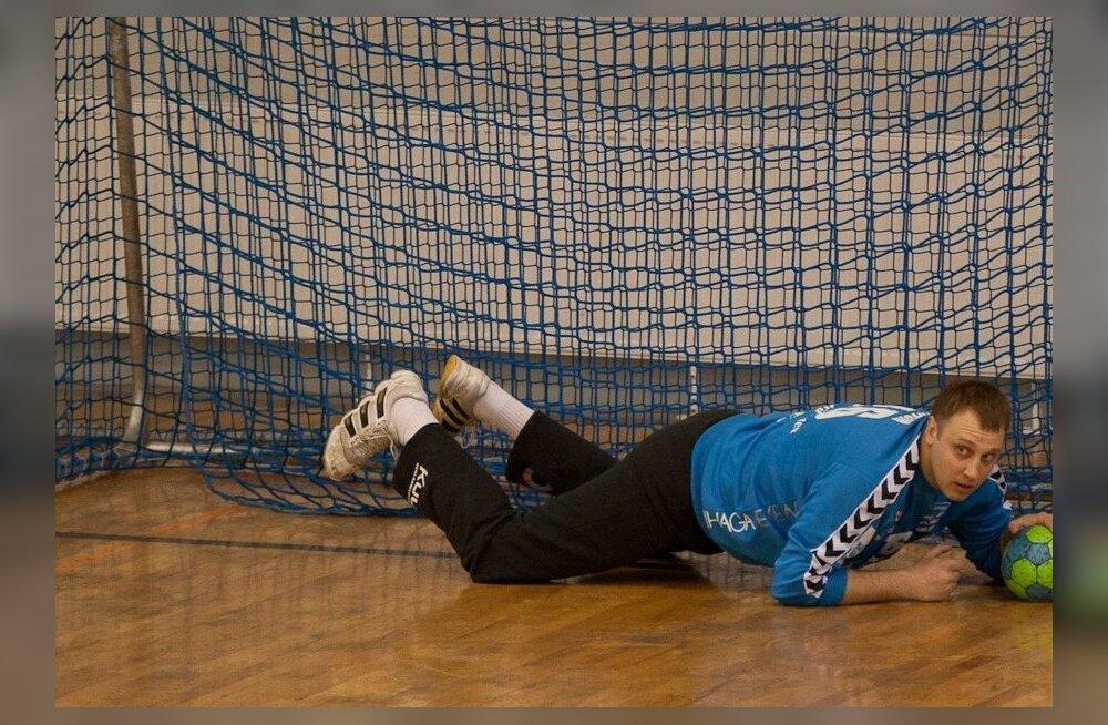 Käsipallikarikavõistlustel peeti esimesed veerandfinaalkohtumised