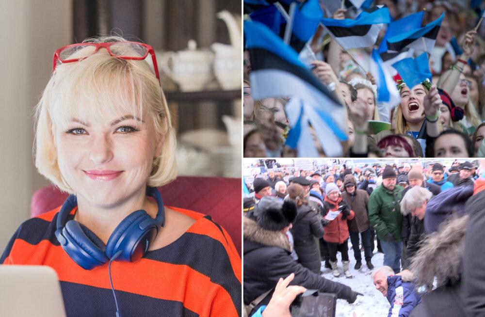 Eesti on muutunud vihaseks