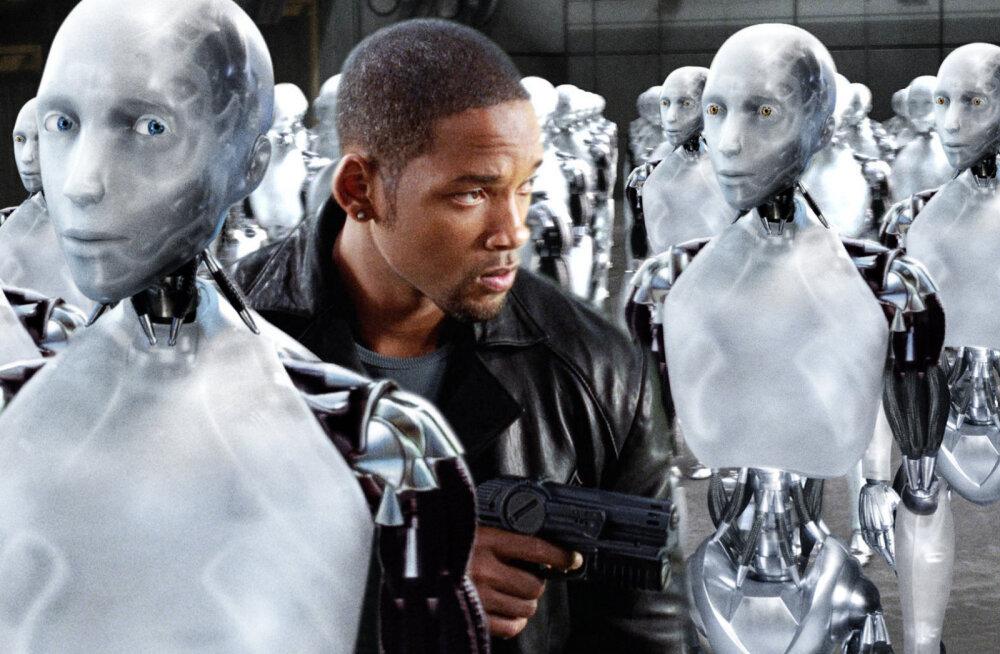 Kas robotid võtavad sinu töö? Tõenäoliselt küll, aga mitte nii nagu oleme harjunud seda ette kujutama