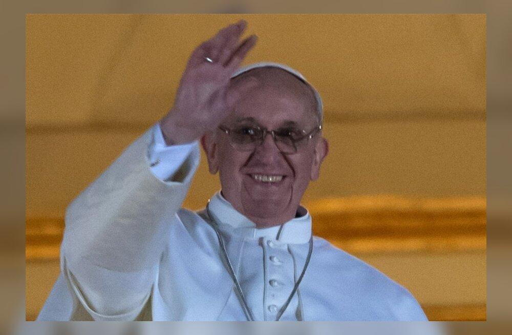 Paavst astub ametlikult ametisse järgmisel teisipäeval