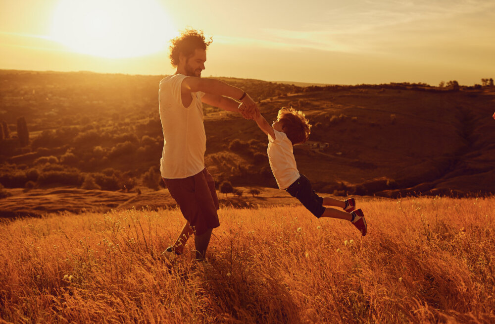 Täna on isadepäev! 20 kaunist mõtet ja tsitaati isadest