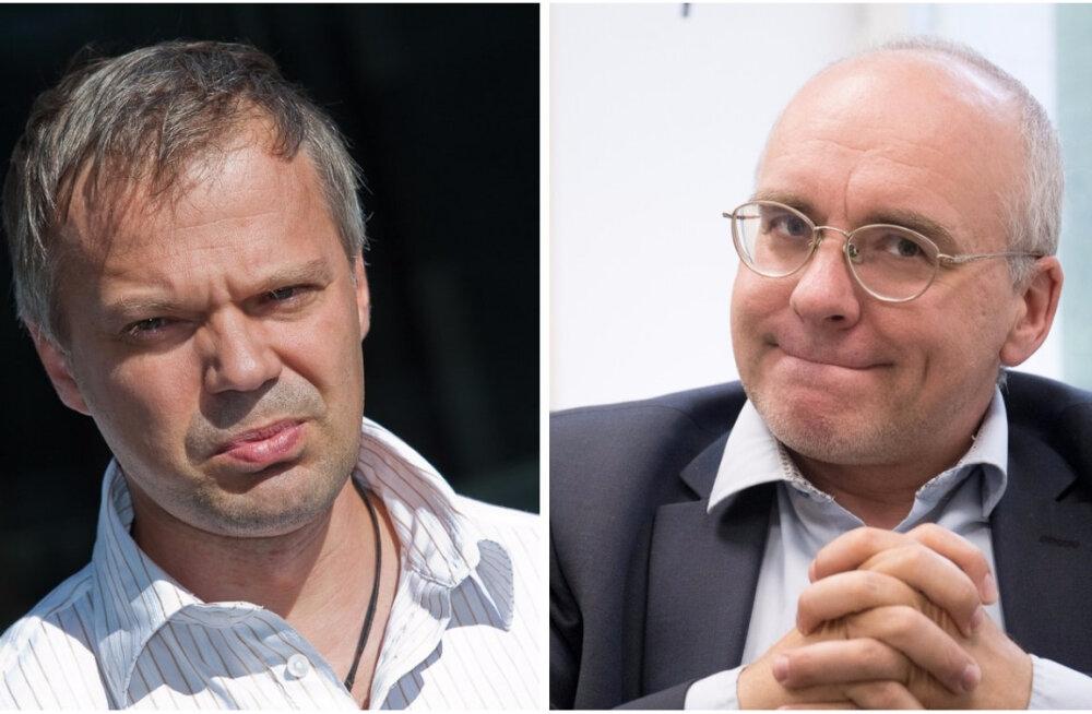 Indrek Treufeldtis tekitab segadust, et ERRi uudistetoimetus on Erik Roose vahetus alluvuses