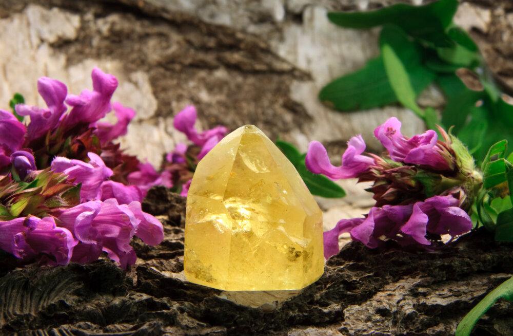 Maagilised kristallid, mis aitavad tuua sinu ellu küllust
