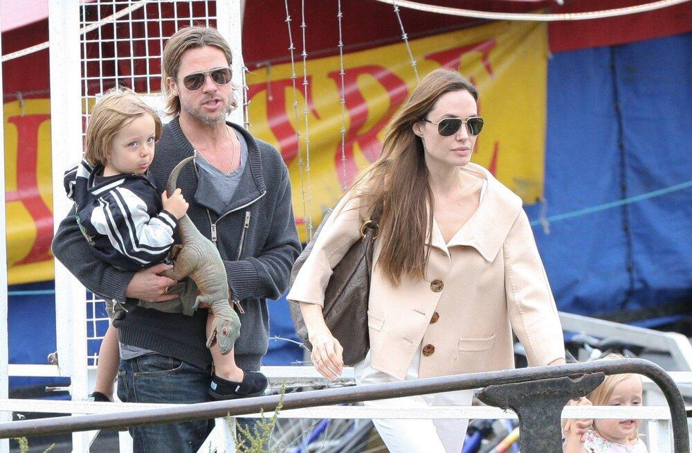 Karmid süüdistused: kas Angelina ja Bradi tütar palub meeleheitlikult isa, et teda ema juurest ära võetaks?
