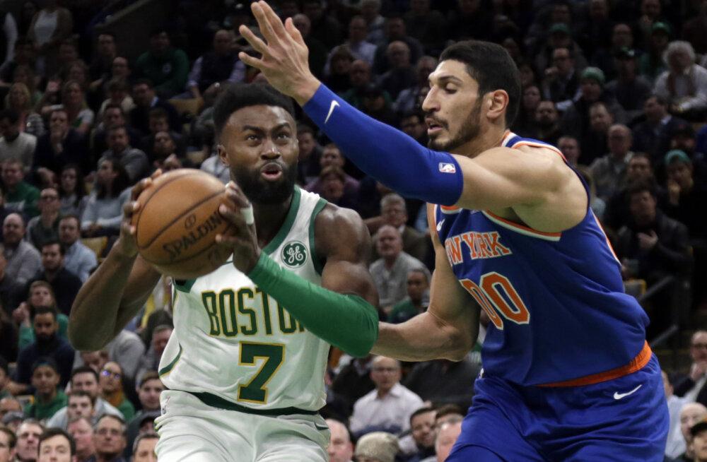 VIDEO | Celtics võttis Knicksi üle magusa revanši
