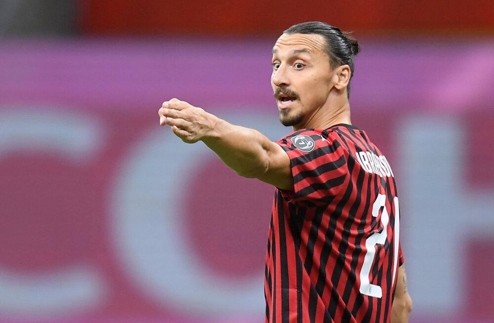 Zlatan Ibrahimovic kritiseeris Rootsi koondise peatreenerit: sellised ebakompetentsed inimesed lämmatavad meie jalgpalli