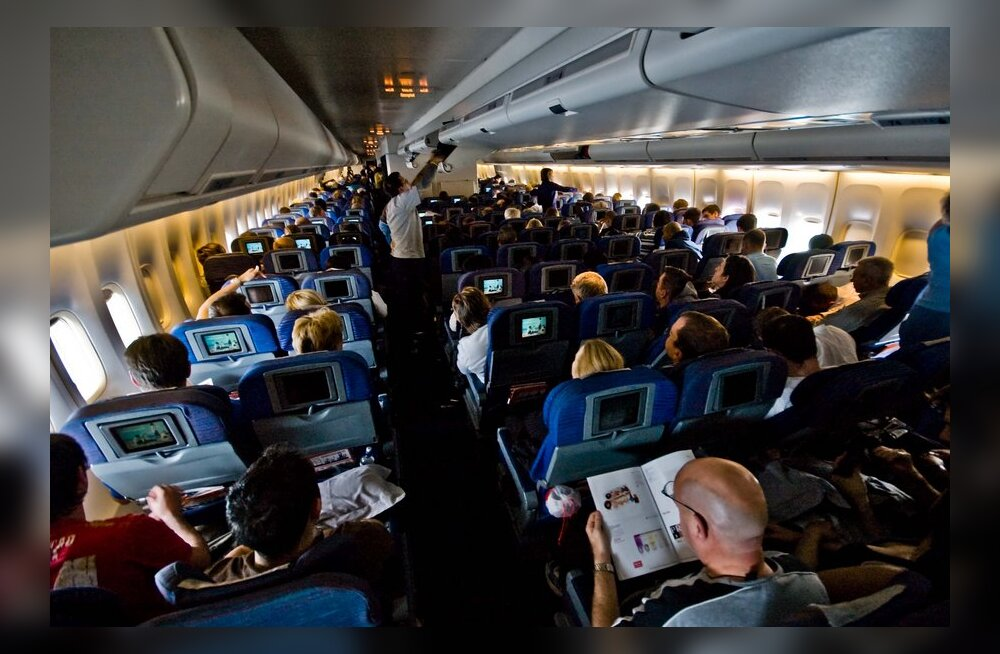 Lennu ajal elektroonika kasutamise reeglid muutuvad leebemaks