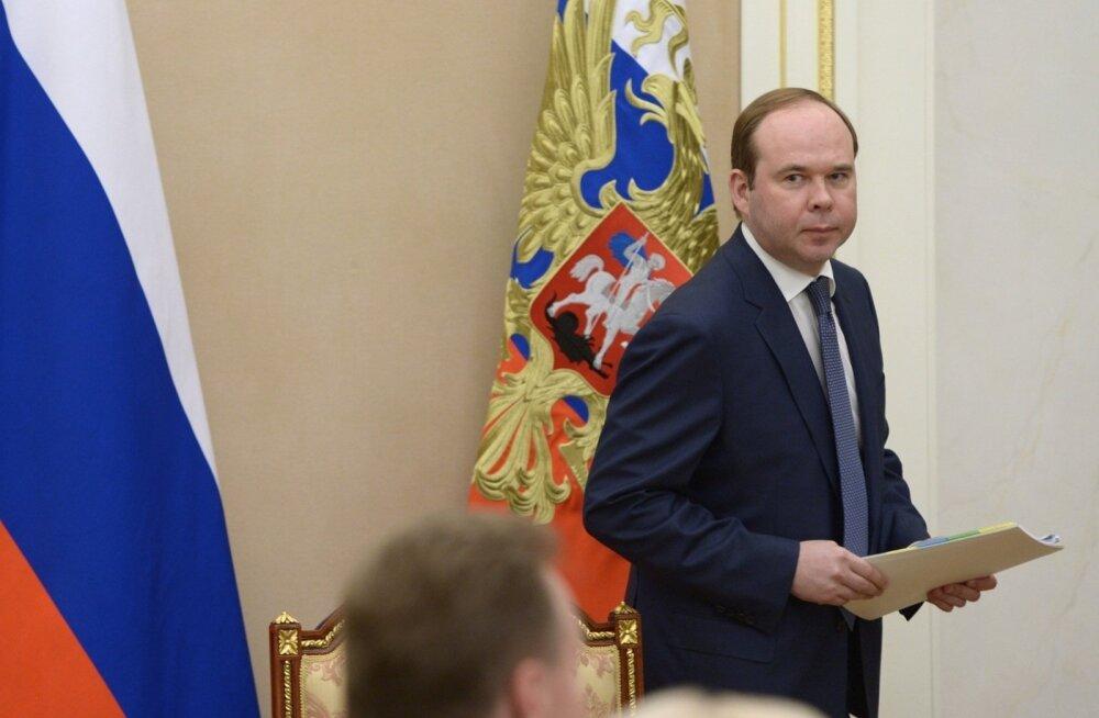 СМИ узнали о планах Антона Вайно по реорганизации администрации президента