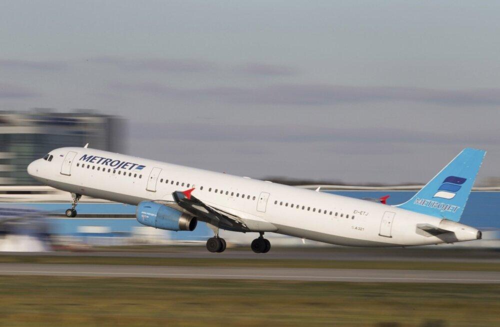Ajaleht: Venemaa reisilennuki allakukkumisel võib olla seos Briti džihadistidega