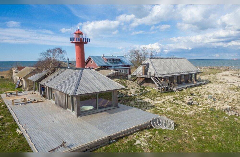 MEIE MAA | Lääne-Eesti aasta turismitegu on Viirelaiu Majakavahi puhkekompleks