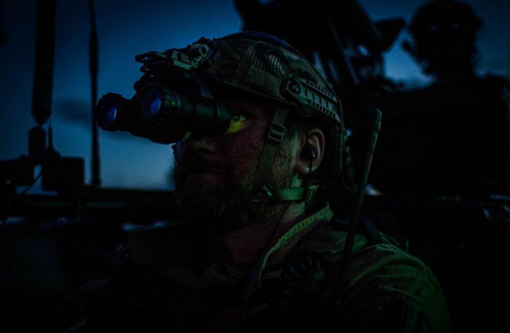 Pilk varjatud maailma: öise lahinguvõime seadmed