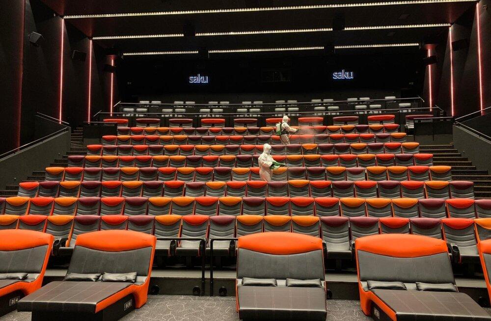 Apollo Kino готовится к открытию кинотеатров