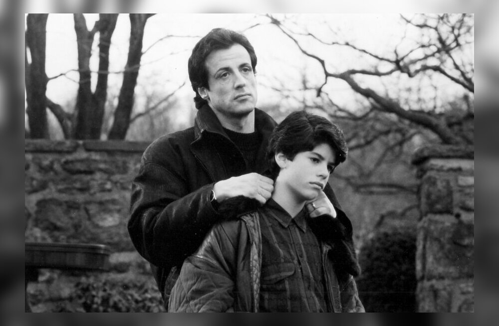 USA filminäitleja Stallone'i poeg leiti surnuna