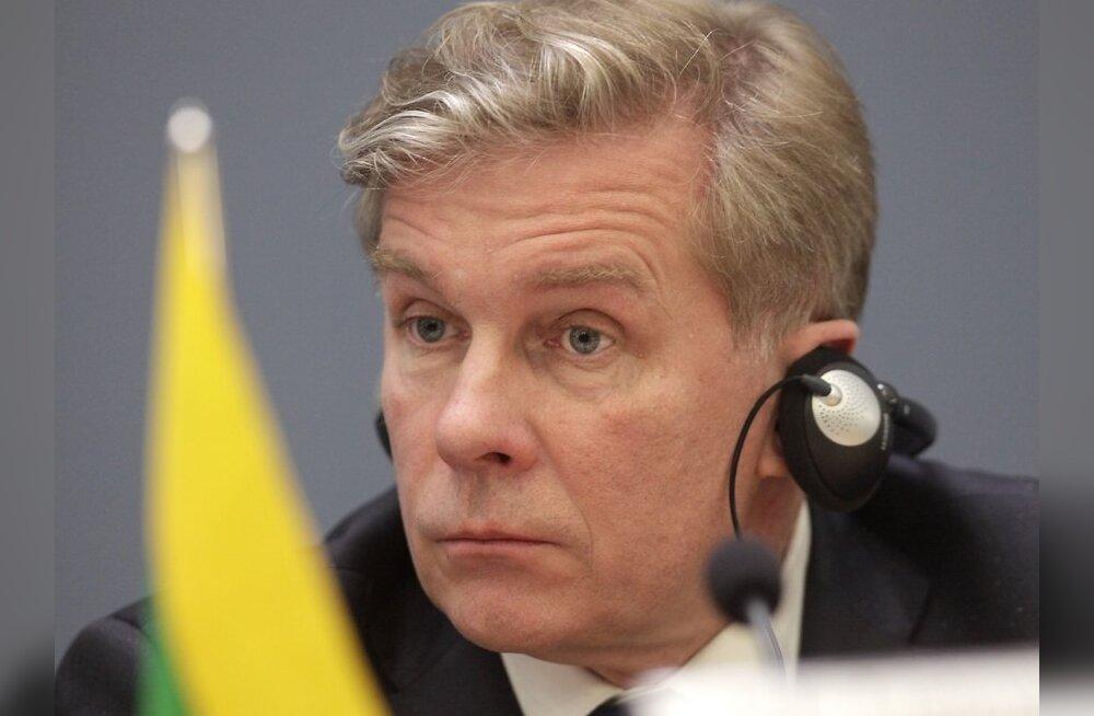 Leedu soovib moderniseerida suhted Venemaaga
