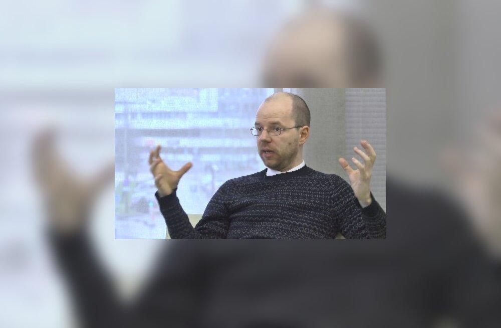 EL VIDEODEBATT 2012: Henrik Hololei ja Rainer Kattel visioneerivad, kas Euroopa Liit laguneb või tugevneb