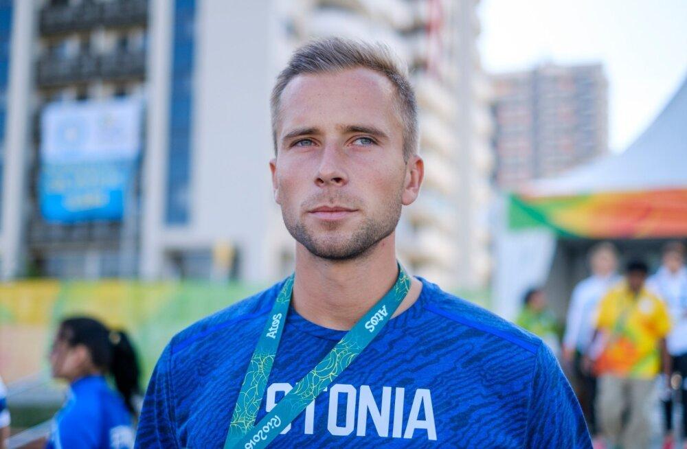 Eesti sportlaste pressikohtumine