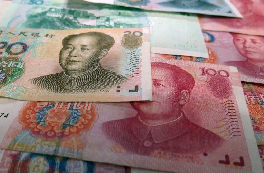 Endine Hiina keskpanga president ütles, et digitaalne jüaan võiks asendada sularaha