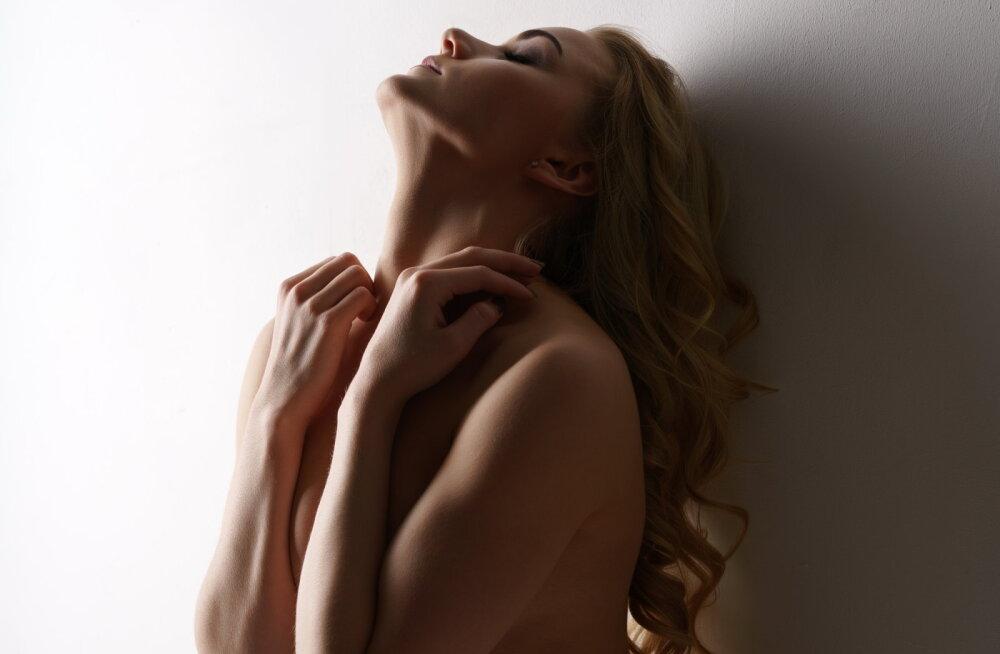 Nii nagu naine suhtub oma rindadesse, nii mugavalt tunneb ta end ka naisena