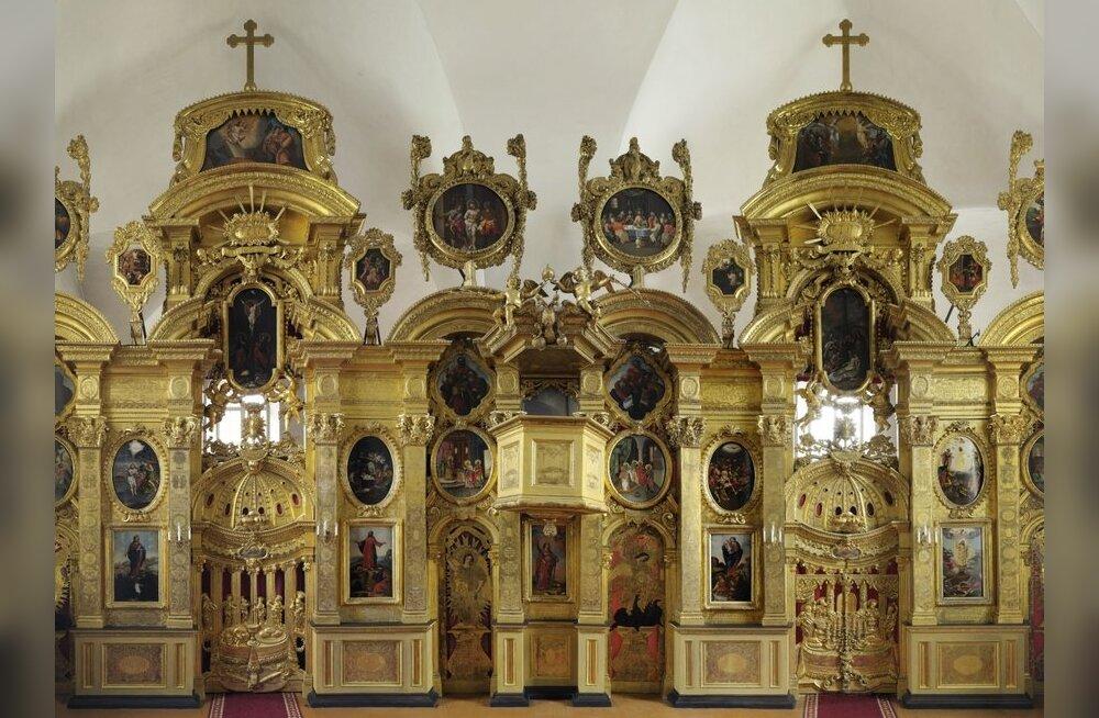 Issanda Muutumise Kiriku ikonostaas