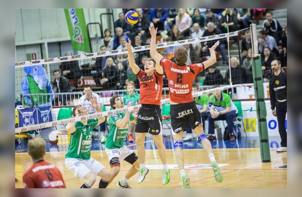 Tartu Bigbank vs Tallinna Selver