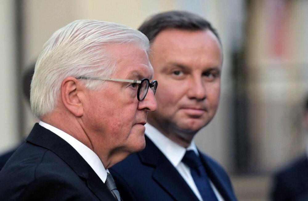 Saksa president palus Poolalt natside pärast andestust