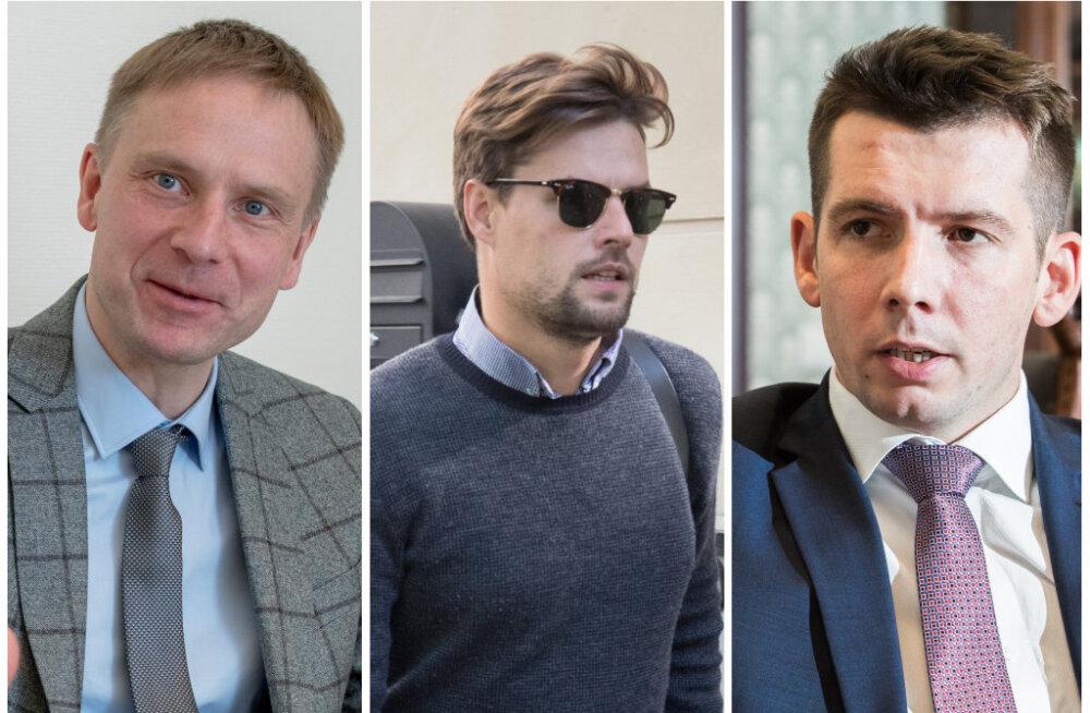 GRAAFIK | Kes olid riigikogu kevadisel istungjärgul suurimad puudujad?