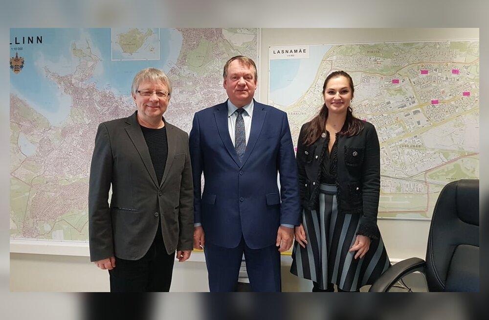 """Заместителем директора культурного центра """"Линдакиви"""" стал Артур Райдметс"""