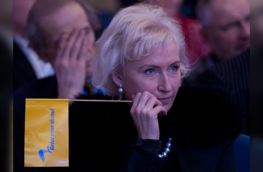 Eurosaadik Kristiina Ojuland keeldub rassismiskandaali selgitamast