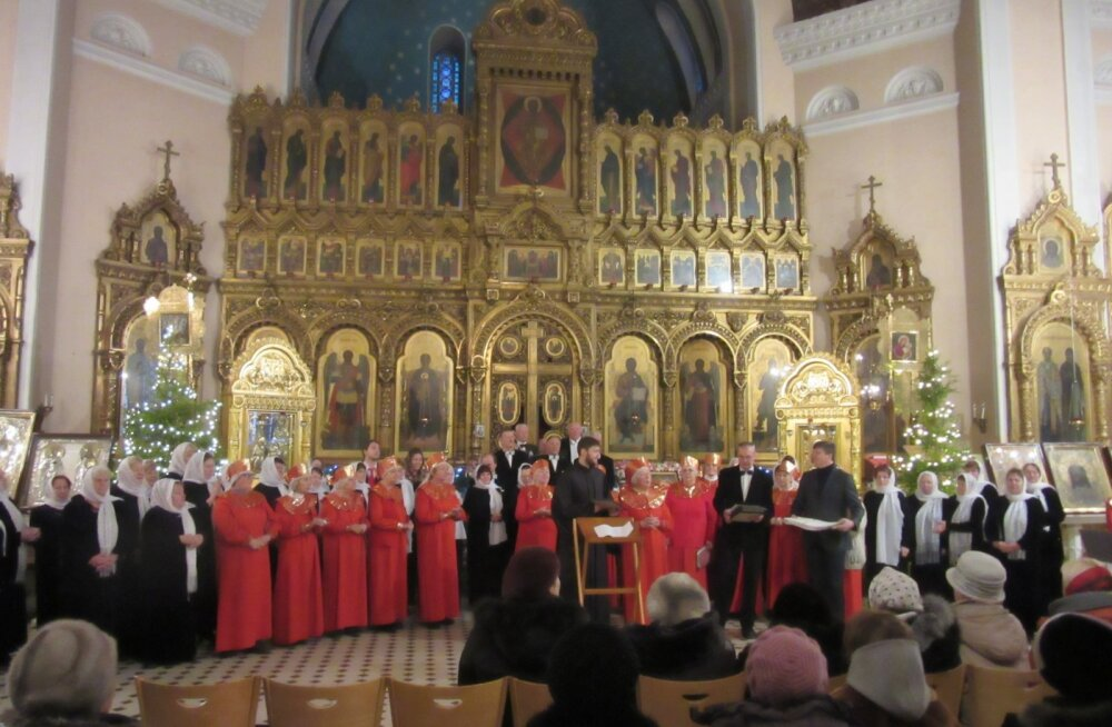 Фестиваль православной