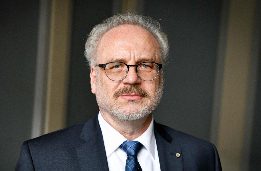 Новым президентом Латвии избран Эгил Левитс. В Суде ЕС он получал 20 тысяч евро
