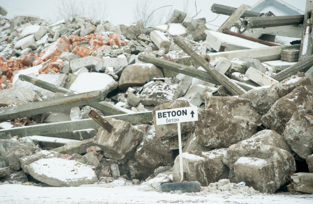 Kopli ehitusjäätmete prügila