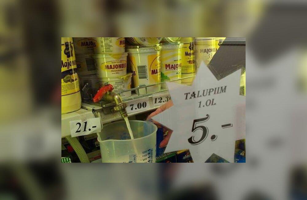 Hinnad kaupluses