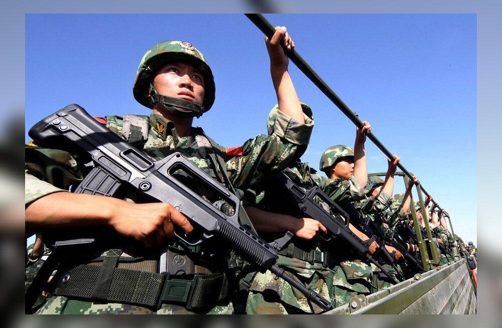 Hiina mõistis kolm terrorismis süüdistatud uiguuri surma