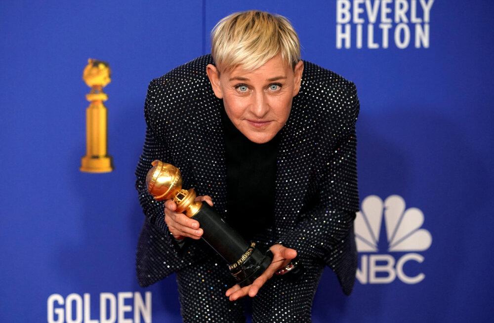 Ellen DeGeneresi endine ihukaitsja toetab töötajate avalikustatud kriitikat: ta on külm