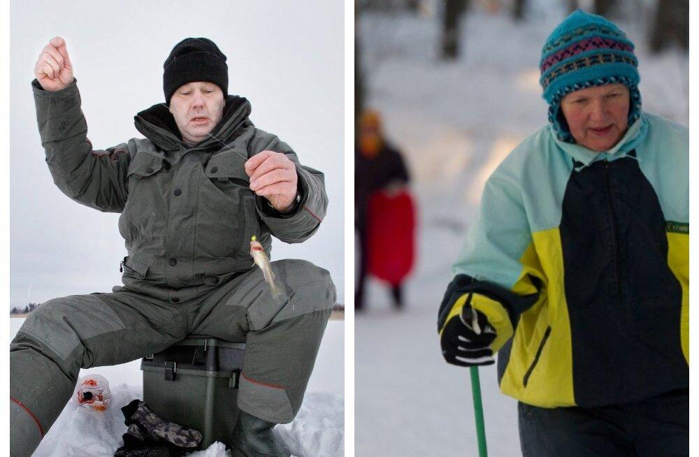 Отсутствие снега и льда серьезно ударяет по лыжным центрам, рыболовным магазинам, профессиональным рыбакам