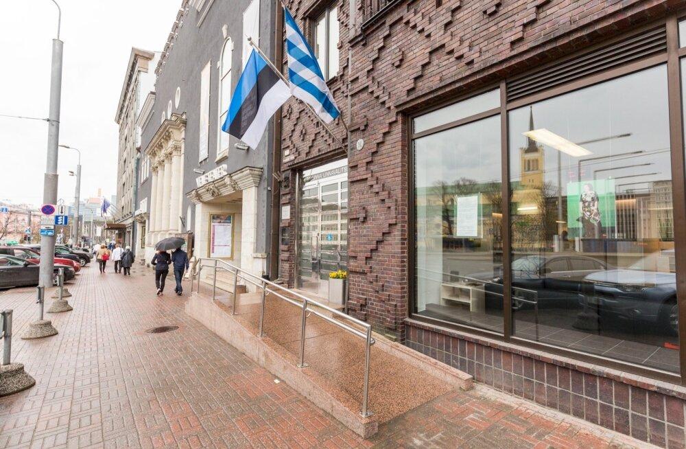 Tallinna, linnavalitsus, volikogu ja residentsid