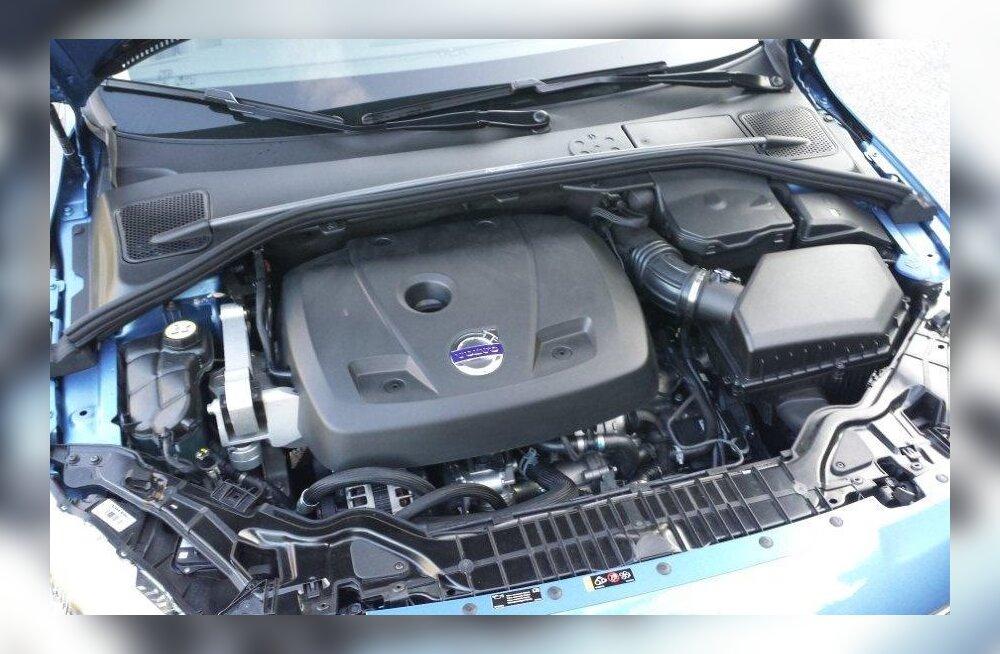 Volvo uus mootoriperekond: Kas väiksem saaks olla suurest parem?