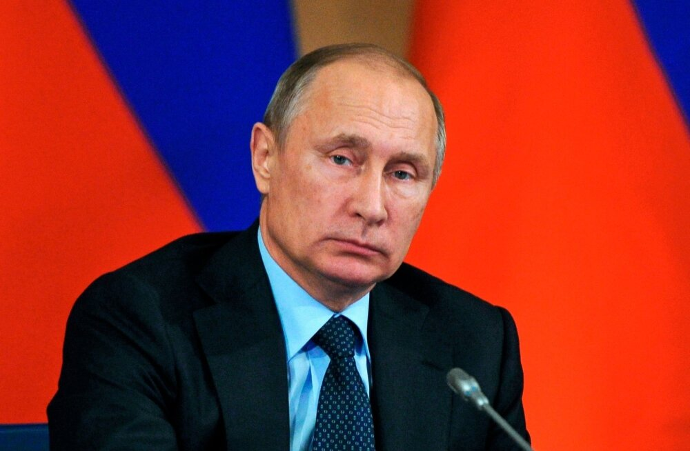 Putin: Venemaa ei lasku köögidiplomaatia tasemele ega saada USA diplomaate välja
