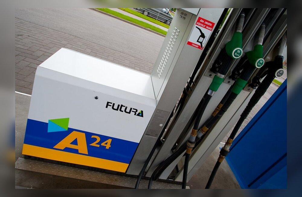 Suuremad kütusemüüjad läksid Statoili hinnatõusuga kaasa