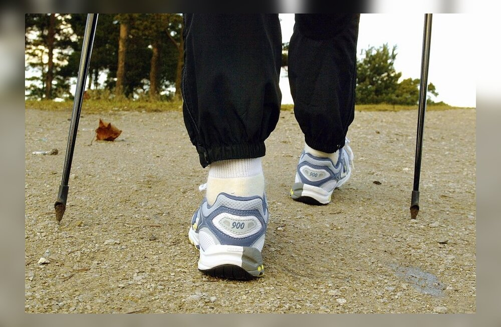 Kepikõndijad häirivad Antsla kandis liiklust